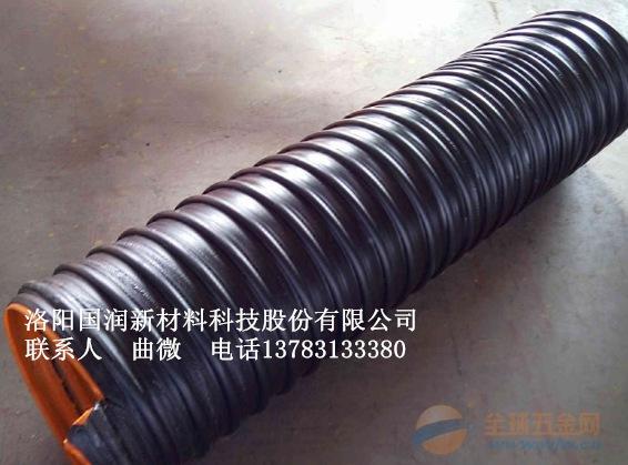 800HDPE排水钢带波纹管