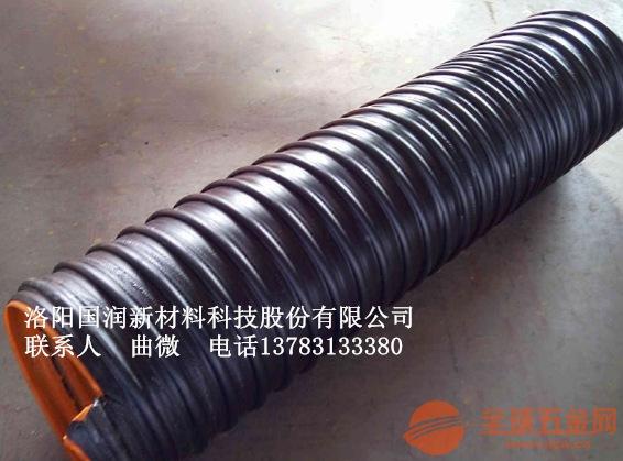 市政承插式排污钢带波纹管