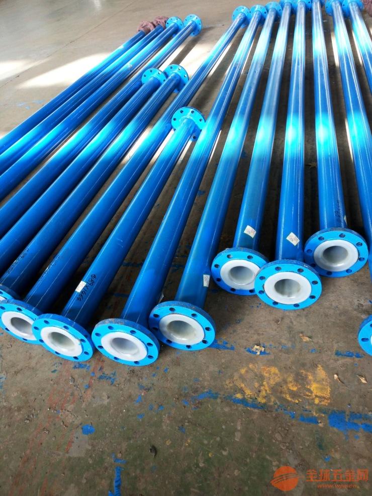 工业水防腐钢衬塑管道