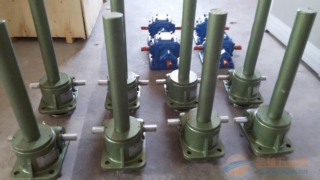 SWL系列蜗轮丝杆升降机,升降机械专用升降机