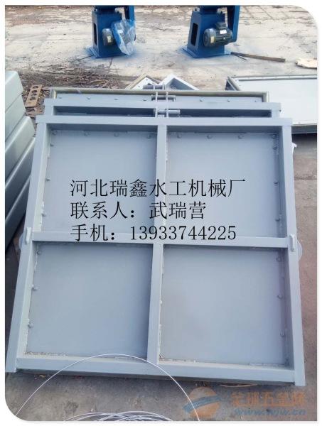 宣城平板钢制闸门销售价格/闸门厂家