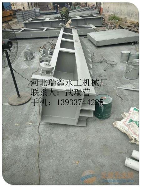 牡丹江铸铁钢闸门/污水钢制插板闸门直销