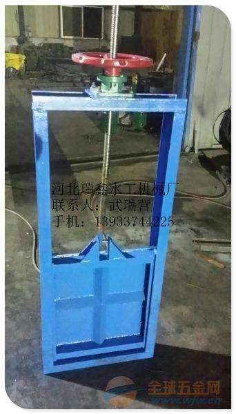 泰州机门一体钢闸门钢制闸门系列