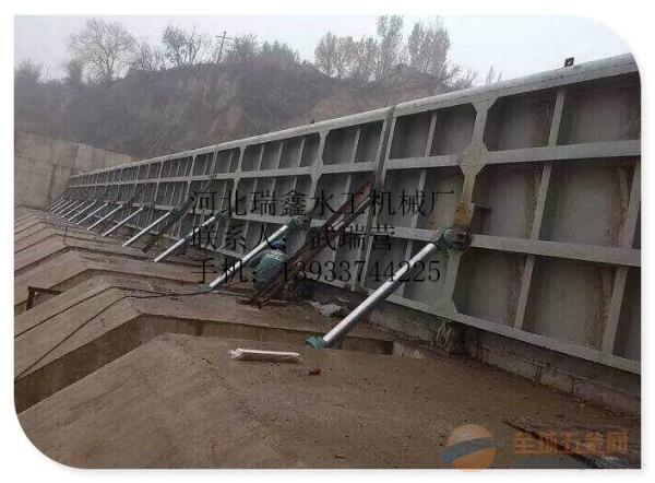 廊坊液压升降坝大厂品质超强做工