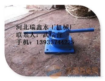 平推式启闭机价格-0.5T螺杆式启闭机厂家