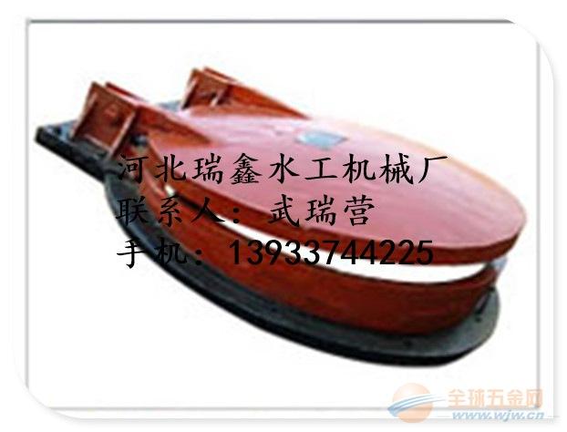 淮北内径1.5铸铁拍门价格-铸铁拍门直销商