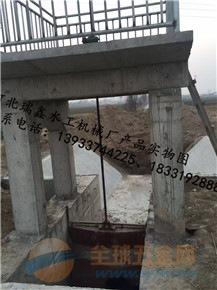 河北机械清污泵站生产厂家最新售价