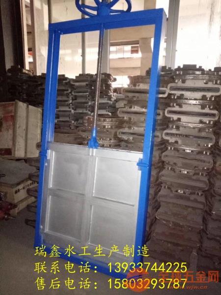 榆林-PHZ平面定轮钢制闸门//生产厂家