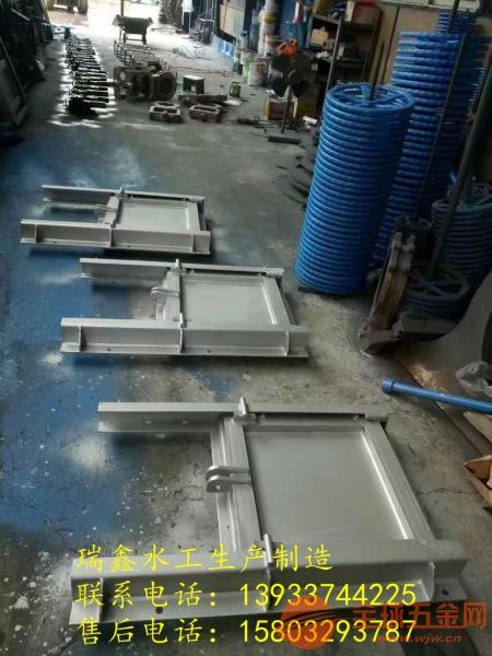 信阳平面定轮钢制方形闸门//质量好价格优