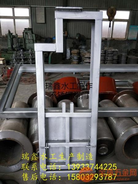 青岛水力翻板闸门专业制造品质可靠