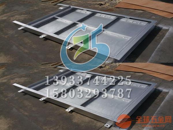 钢制翻板闸门厂家直销质优环保