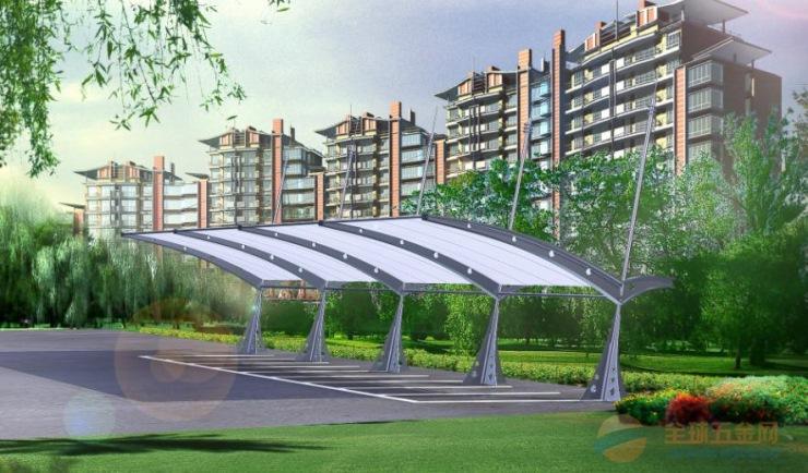 北京膜结构充电桩雨棚环保