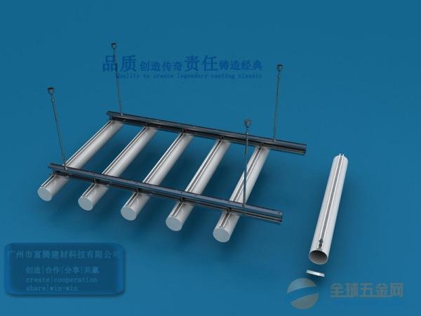 方通铝圆管