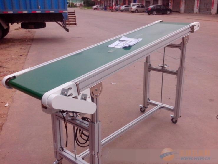 精品铝型材传机耐用水平式传送机