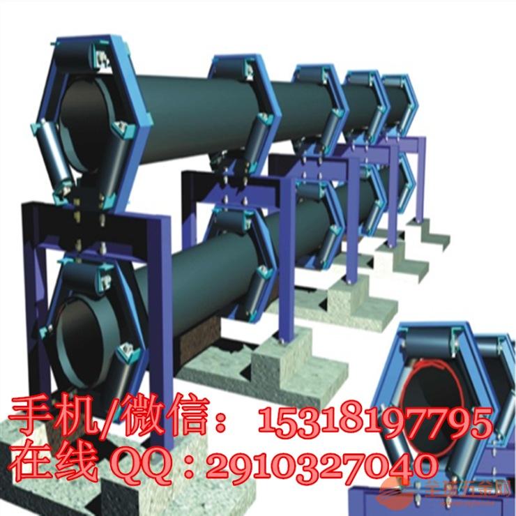 圆管带式输送机输送各种块状物料 防尘