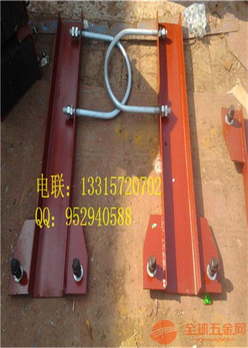 濮阳 ZJ-1-34型单肢悬臂导向支架 可调弯头支托定做直销