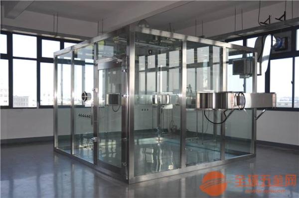 天津净化器玻璃环境舱厂家
