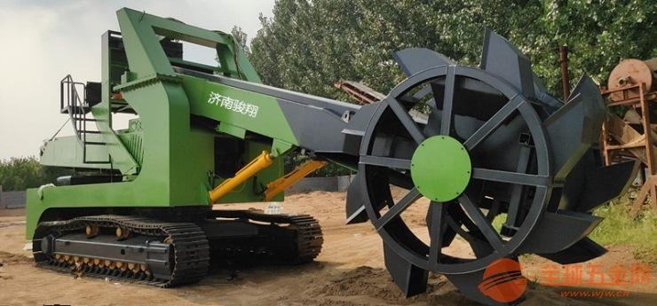 耐用取料机斗轮堆取料机