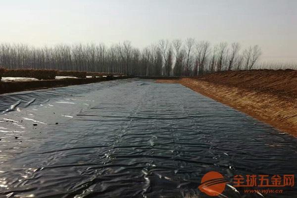 甘肃2.0mmHDPE土工膜铺设方法