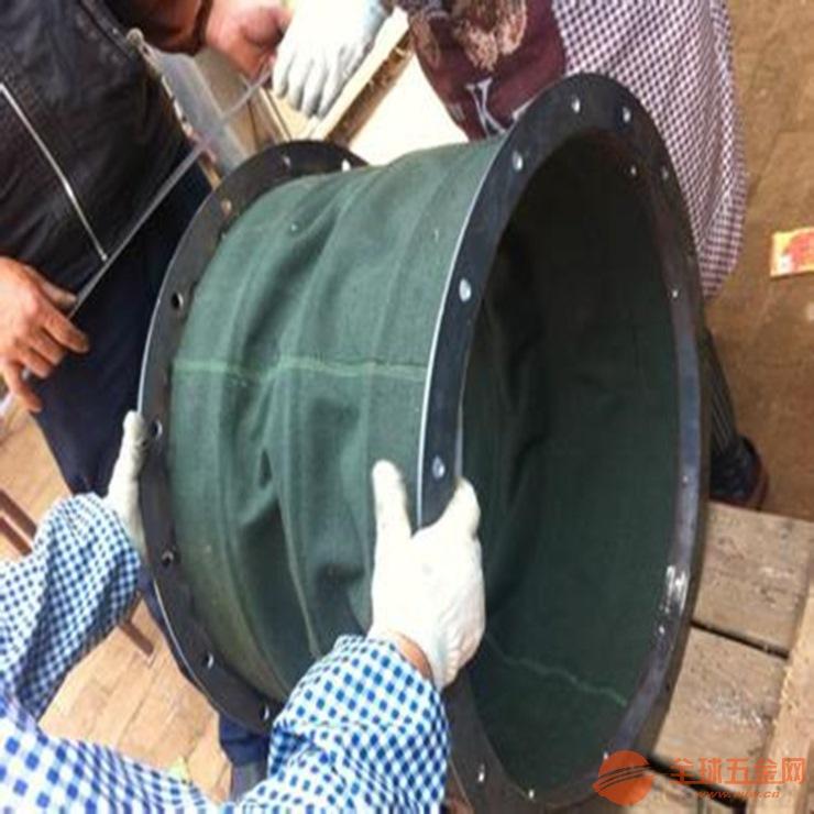 耐高温防腐蚀织物风机软连接生产厂家