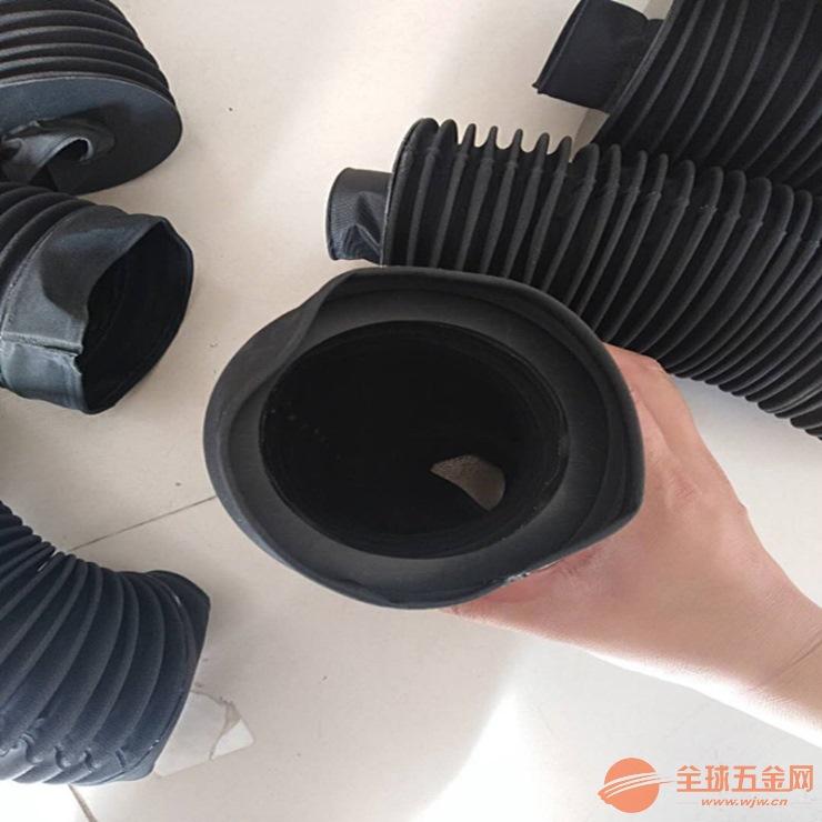 圆形丝杠防护罩,光杠防尘护套生产厂家