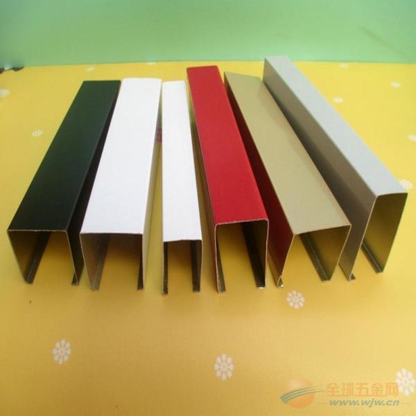 东莞木纹铝方通厂家大量现货