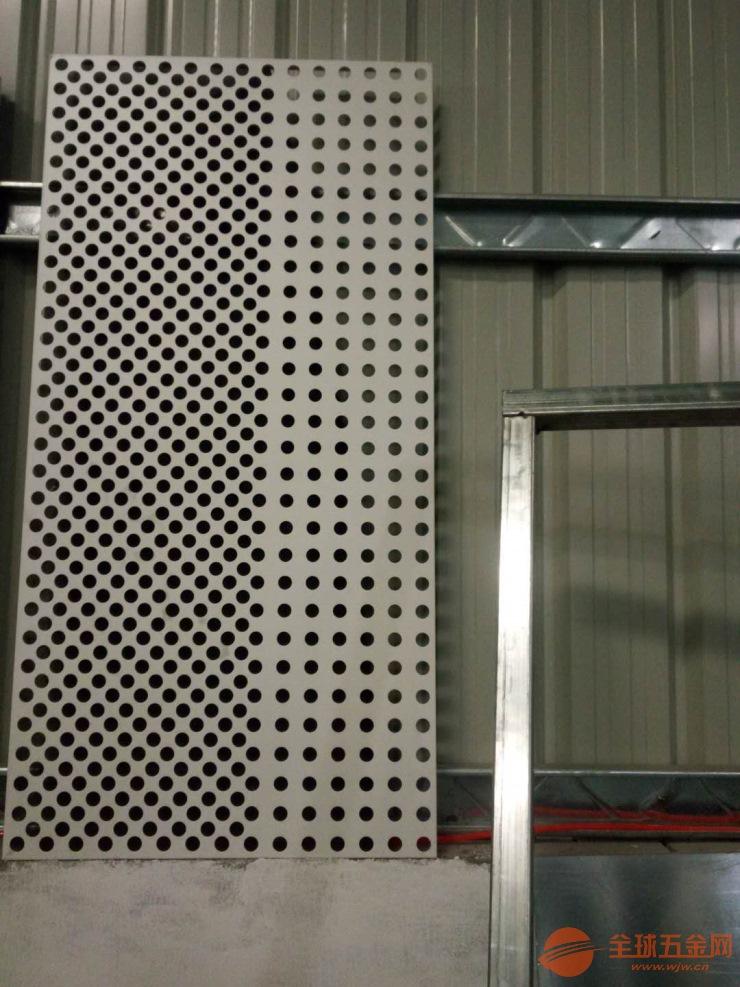 2.0mm冲孔铝单板供应