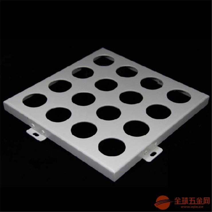 2.0mm冲孔幕墙铝单板厂家