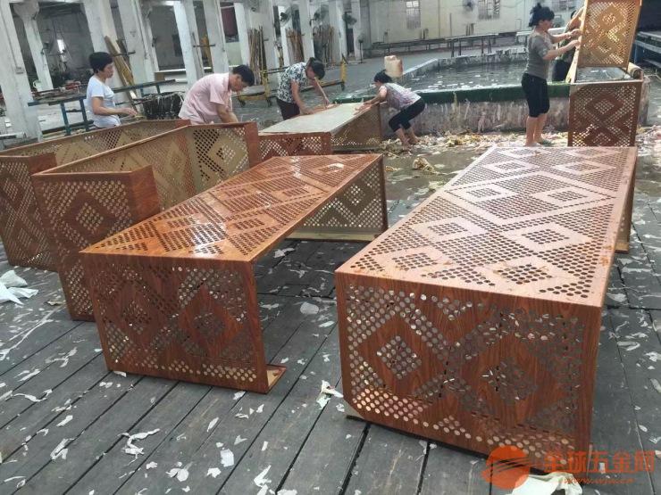木纹冲孔铝单板厂家