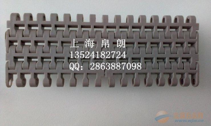 500平格型网带规格 500塑料网带 500模块网链 帛朗供