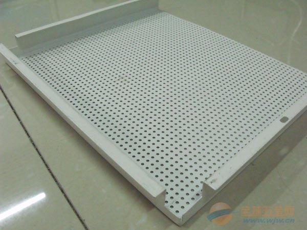 勾搭式铝扣板冲孔铝扣板批发铝扣板专业生产定制厂家