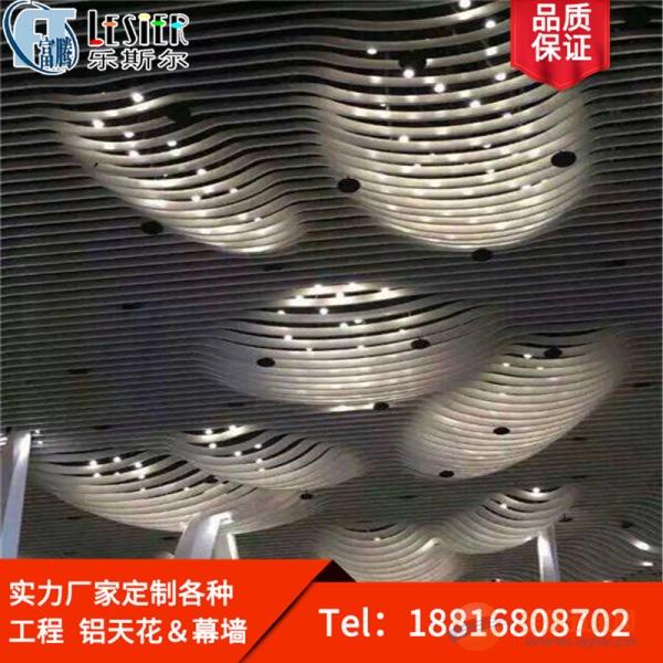 佛山型材铝方通厂家样式多价格透明