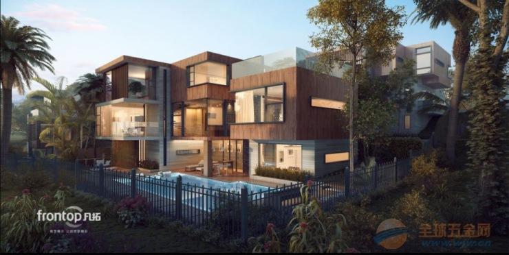 木纹铝单板幕墙高端品牌木纹铝单板专业定制各种规格铝单