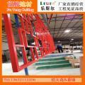 中山生产批发复古木纹铝窗花正品现货供应