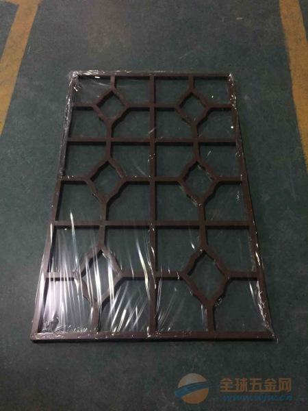 广州铝窗花定制供应