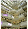 武汉大型商场天花幕墙铝单板包边包柱铝单板