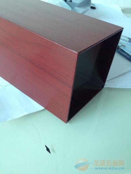 木纹60*150四方管-90*120四方管价格