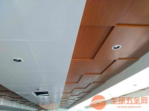 广本4S店勾搭板吊顶-木纹勾搭板厂家-白色勾搭板价格