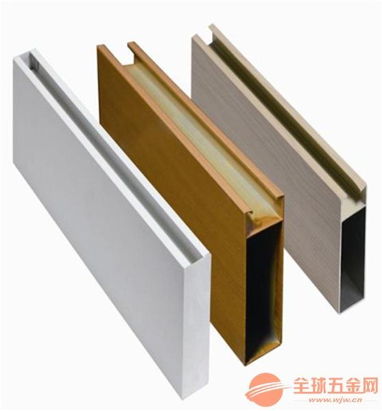 铝方通价格-室内装修材料-木纹弧形铝方通厂家-木纹铝方通