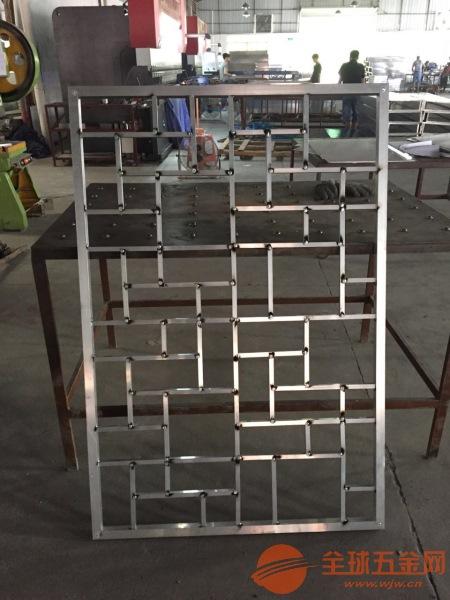 木纹铝窗花厂家-深圳罗湖区-仿古窗花-铝窗花材料批发