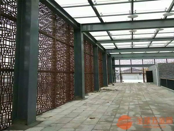 木纹铝窗花价格-深圳坪山新区-木纹铝窗花-铝窗花价位