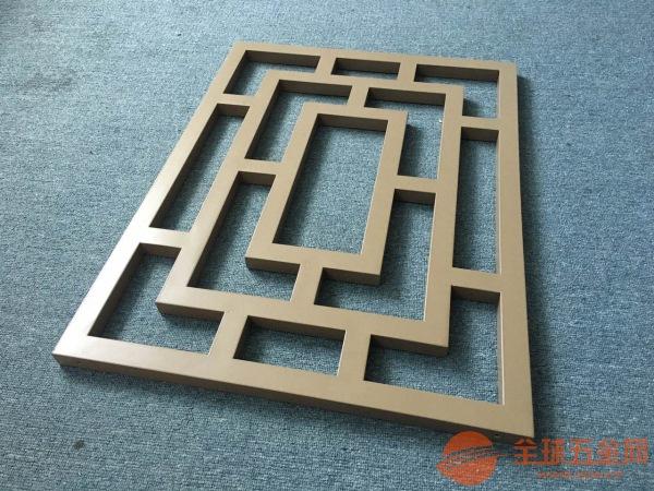 古代窗花-深圳福田区-木纹铝窗花价格-铝窗花加工