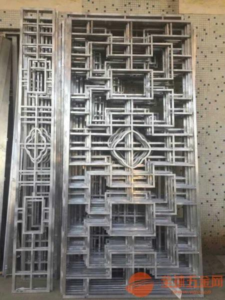 古代窗花-深圳福田区-木纹铝窗花-铝窗花价位