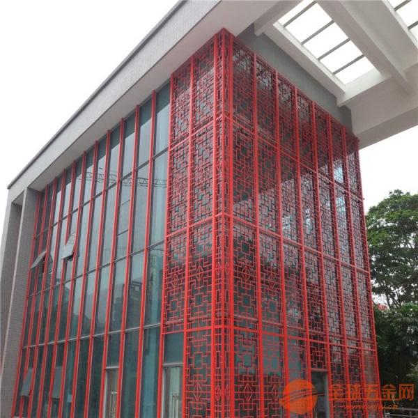 木纹铝窗花厂家-深圳龙岗区-古代窗花-铝窗花材料批发
