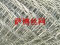 【勾花网】电镀锌勾花网/镀锌铁丝勾花网/包塑丝活络网