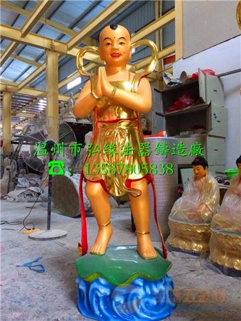 木雕观音菩萨佛像