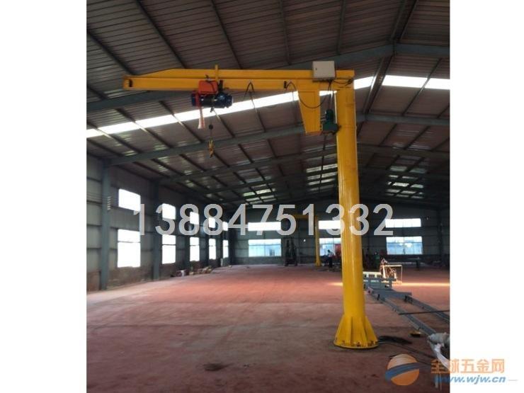 2吨柱式旋转吊