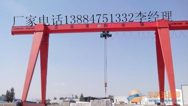 5吨电动葫芦单梁龙门吊材质