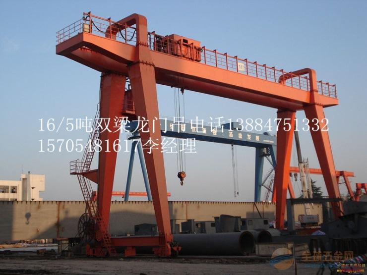 10吨电葫芦龙门吊