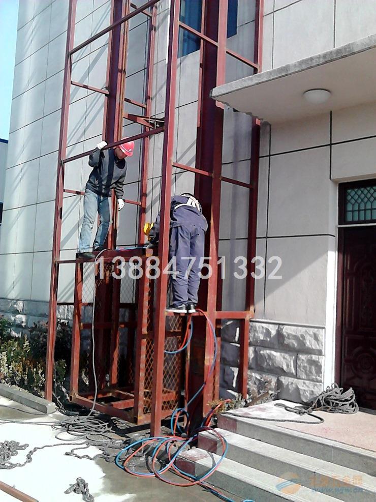 5吨电动葫芦货梯